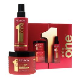 Revlon Professional Uniq One Treatment 150ml Mask 300ml Gift Set